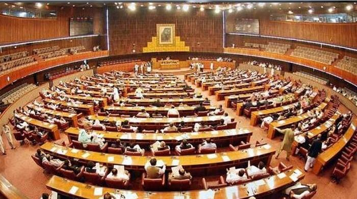 Oath-taking of MPs today