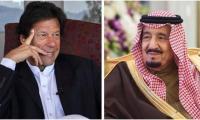 King Salman congratulates Imran on victory