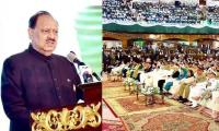 Vote must decide country's fate, says President Mamnoon