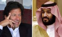 Third Saudi contact with Imran in a week