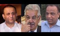 NAB to launch inquiries against Kh Asif, Aleem, Babar Ghauri