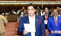 Bilawal takes a dig by calling Imran prime minister-select