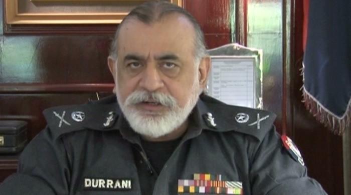 Durrani's 'yes' to reform Punjab Police awaited