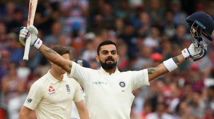 Kohli piles on the agony for England