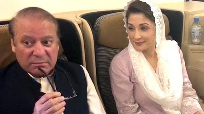 Federal cabinet places Nawaz, Maryam on ECL