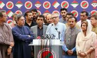 MQM-P supports PTI's Alvi as president