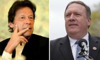 Pompeo-Imran contact: Pakistan disputes US account of call