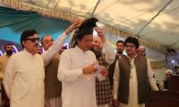 PTI's opportunity in the former Fata