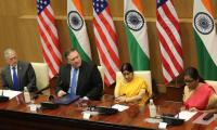 US will equip India to contain China