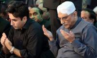 Zardari, Bilawal visit Nawaz today for condolence