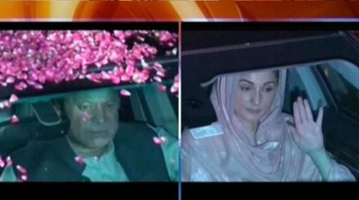 Nawaz, Maryam, Safdar freed for now