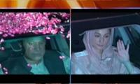 Nawaz, Maryam, Safdar freed for now