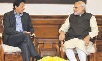 Imran's letter to Modi seeks talks resumed, ties improved