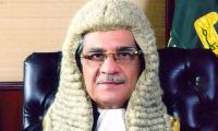 Illegal occupation of plots case: For how long PTI has started behaving like thugs, says CJP