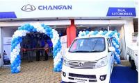 Chinese auto giant Changan International enters Pakistan