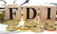 FDI drops 42.6 percent to $439.5 million in Q1