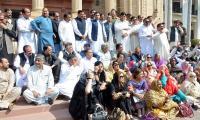 PML-N rejects Punjab budget