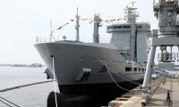 Building contemporary, state of the art fleet tanker for Pakistan Navy
