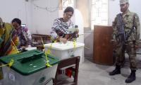 By-polls on one national, two provincial assembly seats today