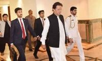 Imran to attend Saudi moot despite opposition