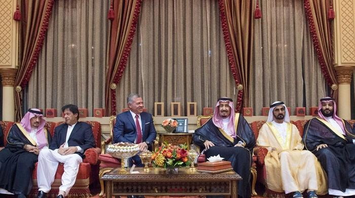 $6 billion Saudi package to ease Pakistan's fiscal pain