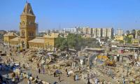 KMC razes 1,043 shops around Empress Market