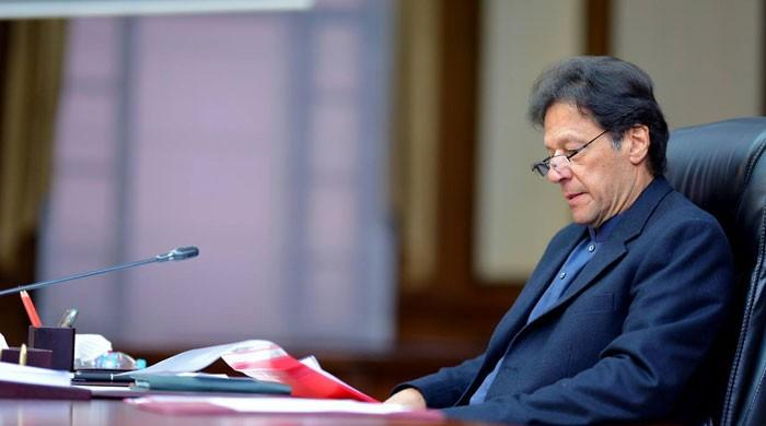 Imran chairs longest-ever cabinet meeting in Pakistan's history