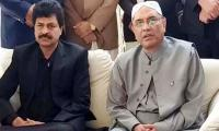 Will get rid of present rulers, says Zardari