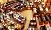 PA session adjourned till Monday due to lack of quorum