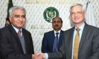 France lends 130mln euros for Peshawar transit corridor