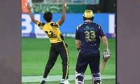 Gladiators beat Zalmi by six wickets in PSL clash