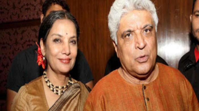 Shabana Azmi, Javed Akhtar censured for calling off Pakistan visit