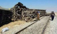 Five die in Balochistan railway track blast