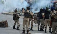 Strike in IHK to protest teacher's death