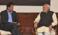 Modi greets Imran on Pakistan Day