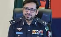 Home secy unable to act on IGP's proposals as new police law already adopted
