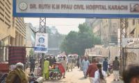 Elderly man with heatstroke symptoms dies at Civil Hospital