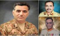 Changes in Pak Army top brass
