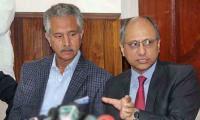 Sindh minister, Karachi mayor refuse to own Karachi