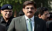 Murad surprised over Sindh being dubbed as most corrupt