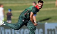 BD rest Shakib, retain Mashrafe for SL ODIs