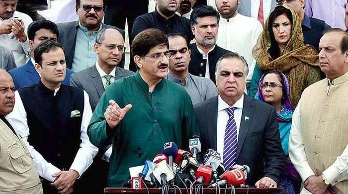 PTI govt arresting opponents to divert public attention, says CM