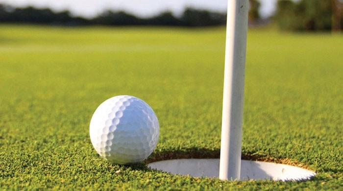 Ahmad takes lead in second round of Sindh Open Golf