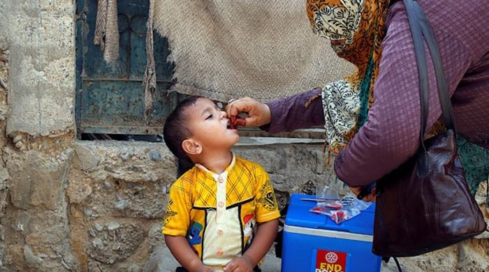 Strange move of business community: Bannu traders boycott polio campaign against heavy taxes