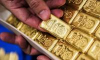 Gold prices touch new peak