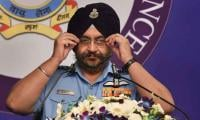 Indian air chief exposes his force weakness