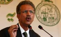 Mayor asks people of Karachi to stop paying taxes to Sindh govt