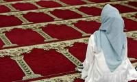 Christian woman converts to Islam