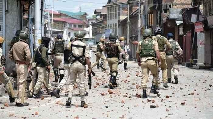 Rights group fears genocide in Kashmir