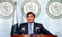 No back channel talks with India: FO